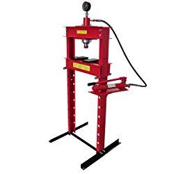 Pressa idraulica manuale ecco quale scegliere for Pressa fai da te